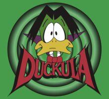 Duckula... Count Duckula by Russ Jericho