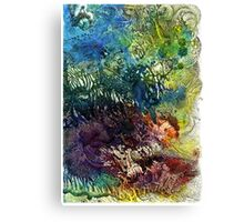Just west of Eden Canvas Print
