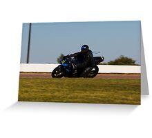 2011-10-02: Daniel's Honda CBR 6RR Greeting Card