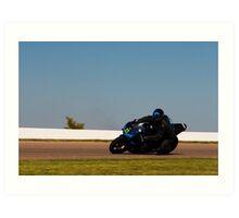 2011-10-02: Daniel's Honda CBR 6RR Art Print