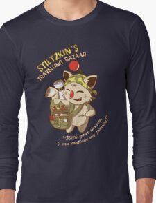 Stiltzkin's Travelling Bazaar Long Sleeve T-Shirt