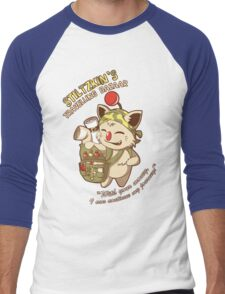 Stiltzkin's Travelling Bazaar Men's Baseball ¾ T-Shirt