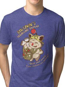 Stiltzkin's Travelling Bazaar Tri-blend T-Shirt