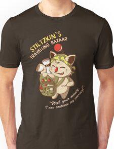 Stiltzkin's Travelling Bazaar Unisex T-Shirt