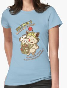 Stiltzkin's Travelling Bazaar Womens Fitted T-Shirt
