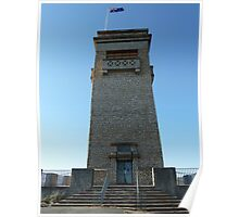 Rocky Hill War Memorial, Goulburn, NSW Poster