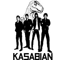 Kasabian - Velociraptor Photographic Print