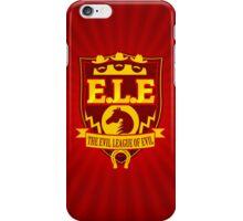 E.L.E- The Evil League of Evil iPhone Case iPhone Case/Skin