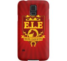E.L.E- The Evil League of Evil iPhone Case Samsung Galaxy Case/Skin