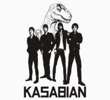 Kasabian - Velociraptor by Sydney Eller
