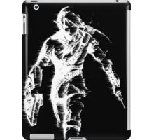 Stylized Legend of Zelda Link iPad Case/Skin