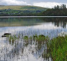 Lough Eske Portrait by WatscapePhoto