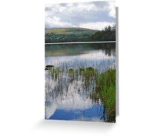 Lough Eske Portrait Greeting Card