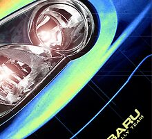 Subaru Impreza by Nigel Bangert