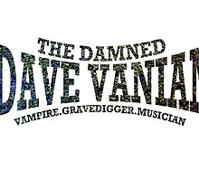 Dave Vanian Title and Description by mollytherocker