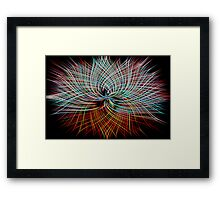 Abstract No.16 Framed Print