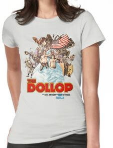 The Dollop - (T-Shirt) Womens Fitted T-Shirt