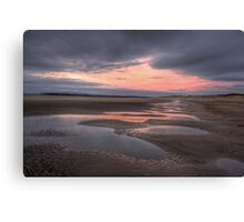 Camber Sands Canvas Print