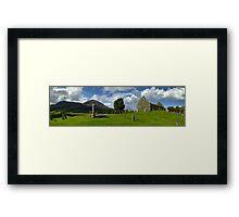 Cill Chriosd Framed Print