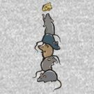 rat stack by greendeer