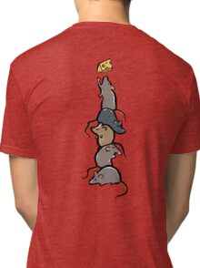 rat stack Tri-blend T-Shirt