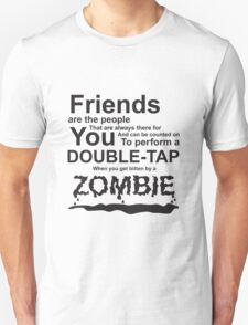 Friends and Zombies T-Shirt