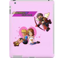 Overdrive: Cupid Shot! iPad Case/Skin