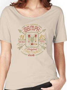 88 MPH Women's Relaxed Fit T-Shirt