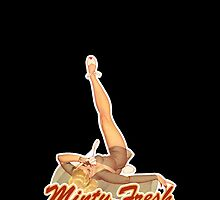 Pin Up by mintofruit