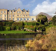 Ballynahinch Castle Hotel Connemara Co. Galway Ireland. by MickBourke