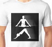 Meditation and yoga energy  Unisex T-Shirt