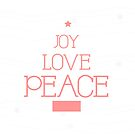 Love Joy Peace by sweettoothliz