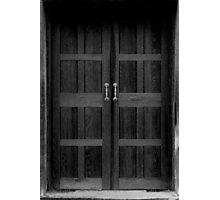 Doorway Photographic Print