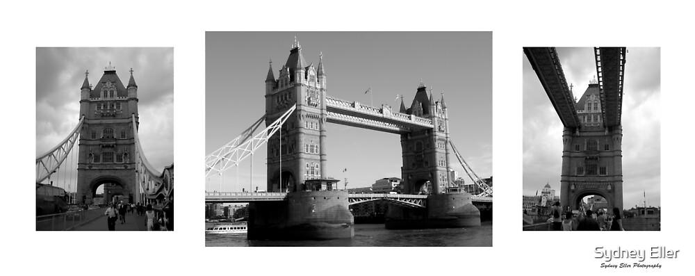 Tower Bridge by Sydney Eller