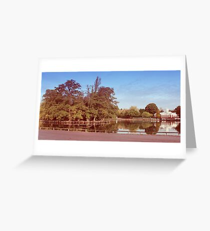 Park Greeting Card