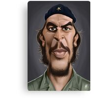 Celebrity Sunday - Che Guevara Canvas Print