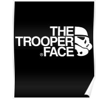 The trooper face Poster