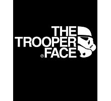 The trooper face Photographic Print