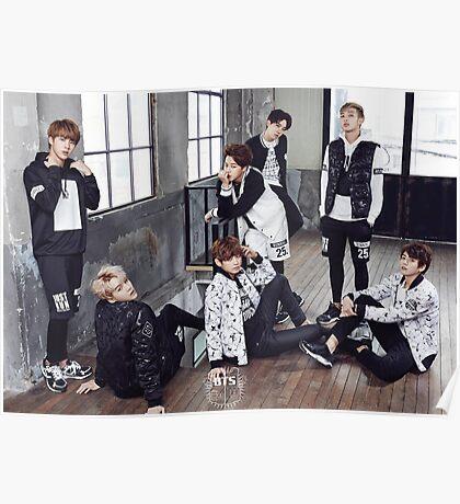 BTS/Bangtan Sonyeondan - Photoshoot 2015 #3 Poster