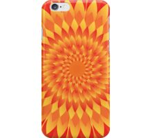 Firery Dahlia iPhone Case/Skin