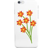 Firery Pinwheels iPhone Case/Skin