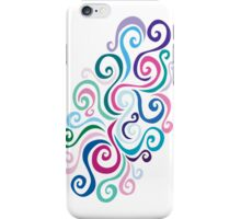 Primeval Swirls iPhone Case/Skin