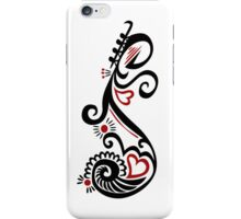 Musical Motif iPhone Case/Skin