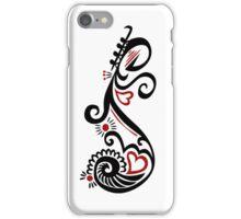Musical Motif iPhone Case/Skin