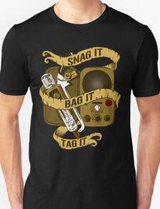 Snag It, Bag It, and Tag It! T-Shirt