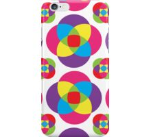 Psychedelic Pinwheels iPhone Case/Skin