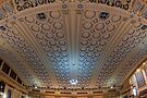 Masonic Memorial Temple Coffered Ceiling  Brisbane  Queensland by William Bullimore