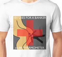 no.88 THERMOMETER Unisex T-Shirt