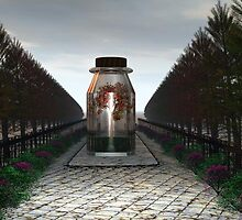 IF I COULD BOTTLE SPRING by vivien styles