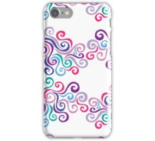 Swirlycule Pattern iPhone Case/Skin